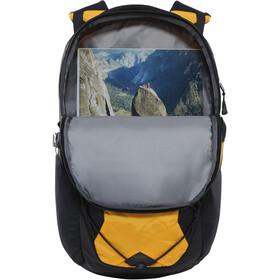 The North Face Borealis Rugzak, summit gold ripstop/TNF black